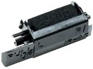 Package of Three Sharp XE-A107 Cash Register Ink Roller, Black, Compatible