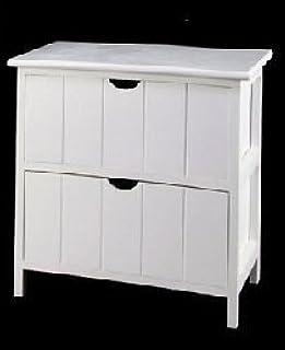 CONFER 茶几家具,木质,白色,普通