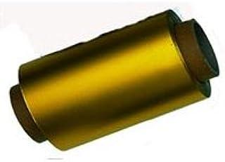 Efalock 优质的铝箔,金色 150 米 15 微米