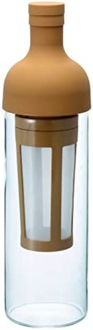 Hario FIC-70-MC Filter in Coffee Bottle, 650 ml, Mocha
