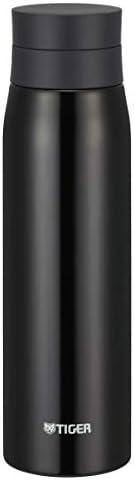 TIGER 虎牌 水杯 保温杯 淡紫黑色 600ml MCY-A060KM