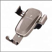 快速无线车载充电器通气支架,自动夹紧 10W/7.5W/5W 快速充电空气排气,适用于汽车兼容 iPhone 11/11 Pro/11 Pro Max/Xs MAX/XS/XR/X/8/8+,Samsung S10/S9+/S9+/S9+/S8(黑色)