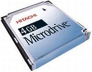 Hitachi Microdrive 4GB Bulk (Original Handels pack)