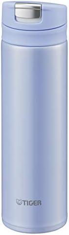 TIGER 虎牌 保温杯 直饮型 不锈钢 迷你保温杯 SAHARA 系列 轻质 梦重力 サフランブルー 300ml MMX-A031-AS
