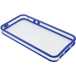 Inland 02653 Bump Case for iPhone 5-1 Pack - Retail Packaging - Blue