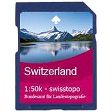 Satmap GPS 地图 1:50000 瑞士
