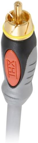 Monster THXV400-R8NF THX 认证复合视频电缆(8 英尺)(制造商已停产)