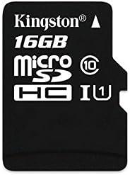 Kingston Digital Micro SDHC UHS-I Class 10 工业温度卡带 SD 适配器SDCIT/16GBSP microSDHC 16GB