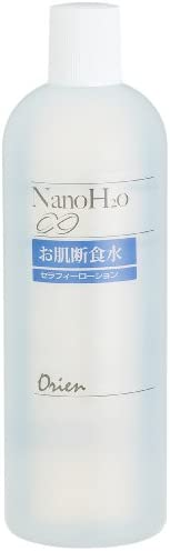Orien nano 肌断食保湿化妆水 500ml
