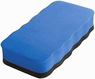 253磁性白板橡皮擦:纯色矩形,蓝色泡沫