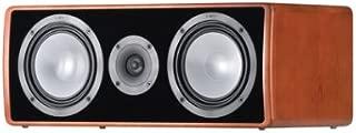 Canton Ergo 655 Center 2.5聲道 低音反射式中置/緊湊型音箱 (110/160 W) 櫻桃色,單個