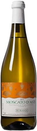 Morando 莫兰多酒庄 莫斯卡托起泡葡萄酒(甜型)750ml(意大利进口葡萄酒)