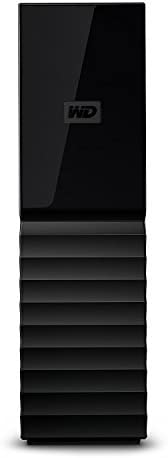 Western Digital 西部数据 6 TB My Book 桌面硬盘-黑色