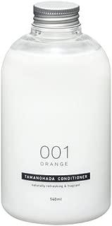 TAMANOHADA 護發素001 橙子 540ml