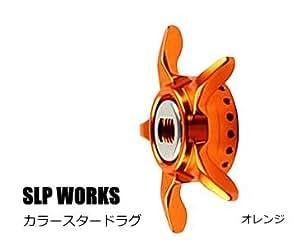 Daiwa SLP WORKS(Daiwa SLP WORKS) L彩色条纹插肩包/OR