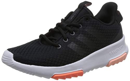 adidas NEO Adidas sportsライフレディースカジュアルランニングシューズアディダスNEOアディダススポーツライフレディースカジュアルシューズB 44728 B 44728 1番ブラック/カーボンブラック/クリアオレンジ36(UK 4)