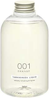 TAMANO Hada 液體 001 橙色 540ml