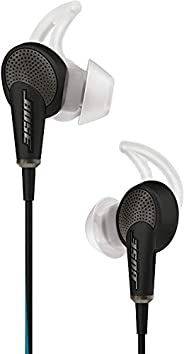 Bose QuietComfort QC20 有源消噪耳機-For Apple-黑色