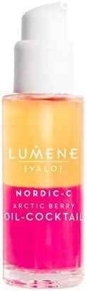 Lumene Valo 维生素 C 北极莓鸡尾酒亮肤保湿油