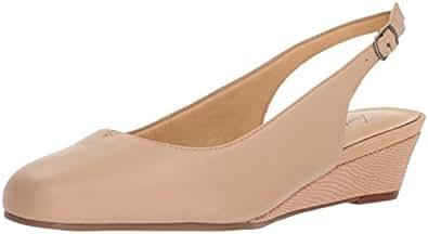 trotters 女式 lenore 高跟鞋 裸色 6.0 N US