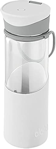 Aladdin Enjoy 玻璃瓶,白色,0.5 升
