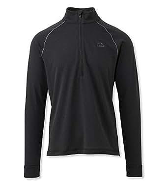 L.L.Bean男T恤圆领长袖舒适透气跑步运动TK500081 Black L