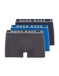 HUGO BOSS 雨果·博斯 男式 平角短褲3件裝