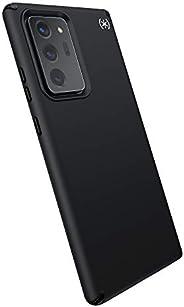 Speck Products Presidio2 Pro 三星 Note20 Ultra 手机壳,黑色/黑色/白色 (138603-D143)
