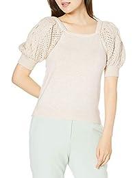 Lily Brown 袖子扭绳花纹针织上衣 LWNT202040 女士