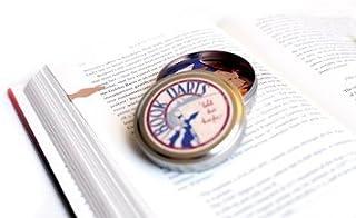 Book Darts 系列记号笔 - 500 支锡混合 4 吨 125 支 - 适合所有类型的读者的*佳礼物! 学生、老师、厨师、律师、部长、图书馆员、书籍爱好者、研究员、女士、男性和青少年!