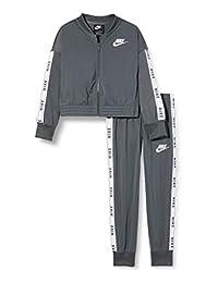 NIKE 耐克 女童 NSW TRK SUIT TRICOT 运动服