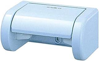 三荣水栓 ワンタッチペーパーホルダー W37厕所用 B:ブルー