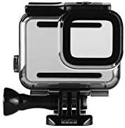 GoPro ABDIV-001 高級保護外殼 HERO7 銀色/HERO7 白色,終極防水防塵 - 透明
