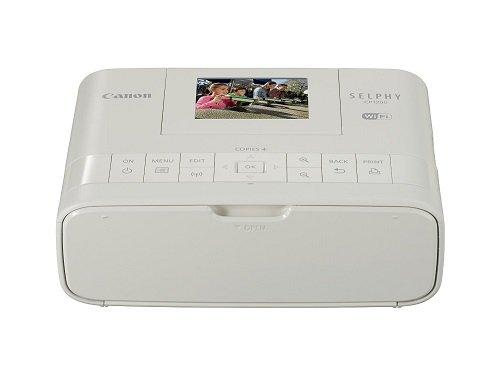 中亚 Prime会员历史新低价:佳能/Canon  Selphy CP1200 无线彩色照片打印机(白)