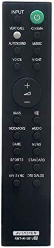适用于 Sony 索尼 Soundbar HT-X8500 HTX8500 的 RMT-AH501U