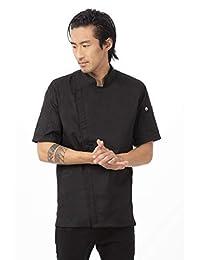 CHEF WORKS 男式 springfield 厨师服