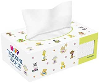 Hipp 喜宝 婴儿沐浴巾 干湿巾 5件装(5 x 48件)