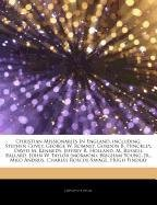 Articles on Christian Missionaries in England, Including: Stephen Covey, George W. Romney, Gordon B. Hinckley, David M. Kennedy, Jeffrey R. Holland, M