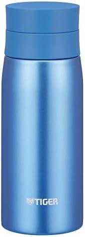 TIGER 虎牌 水杯 保温杯 天蓝色 350ml MCY-A035AK