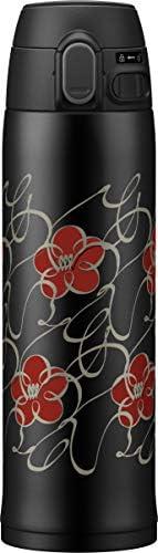 ZOJIRUSHI 象印 SM-TA36PA 不锈钢真空保温杯 Kana Black 16盎司