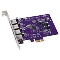 Sonnet USB 卡USB3-4PM-E USB 3.0