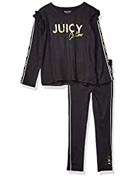 Juicy Couture 女童裤子两件套
