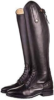 HKM 成人马靴 - 瓦伦西亚,长/窄宽度 9195 黑色/灰色 36 裤子,9195 黑色/灰色,36 码