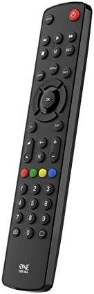One For All Contour TV 通用遥控电视-电视/智能电视控制-所有制造商品牌均适用-URC1210