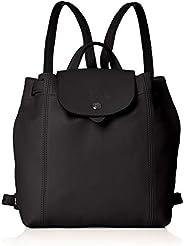 Longchamp 珑骧 经典尼龙饺子包 LE PLIAGE CUIR 皮革