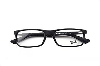 Ray-Ban 雷朋 近视眼镜男女款全框板材舒适个性前卫方形镜架RX5292D-2477-54