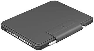 Logitech 罗技 SLIM FOLIO PRO 背光蓝牙键盘保护套,适用于 iPad Pro 11 英寸(型号:A1980、A1934、A1979、A2013、西班牙布局),黑色