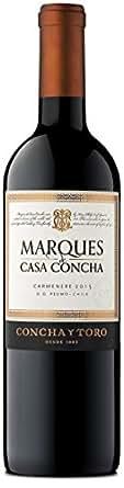 Marques de Casa Concha 干露侯爵卡麦妮红葡萄酒750ML(智利进口红酒)