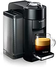 DeLonghi Nespresso Vertuo Plus ENV 135.B Kaffeekapselmaschine (perfekte Crema dank Centrifusion Technologie, 5