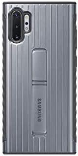 Samsung Galaxy Note10+ 手机壳,坚固防摔保护套EF-RN975CSEGUS  银色